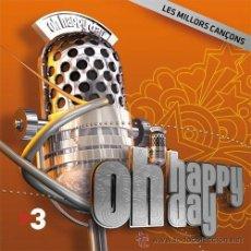 CDs de Música: OH HAPPY DAY. LES MILLORS CANÇONS. CD / MUSICA GLOBAL - 2013. 22 TEMAZOS. PRECINTADO Y AGOTADO !!!. Lote 46760493