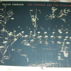 CDs de Música: BRAVO JOHNSON - THE CROOKED AND THE STRAIGHT - CD. Lote 43805337