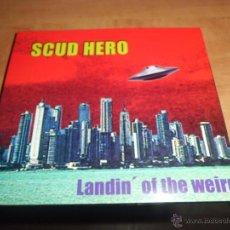 CDs de Música: SCUD HERO - EXCELENTE ESTADO. Lote 43821503