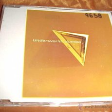 CDs de Música: UNDERWORLD. JUMBO. CD PROMOCIONAL. Lote 43857864