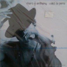 CDs de Música: MARC ANYHONY - VALIÓ LA PENA. Lote 43905256