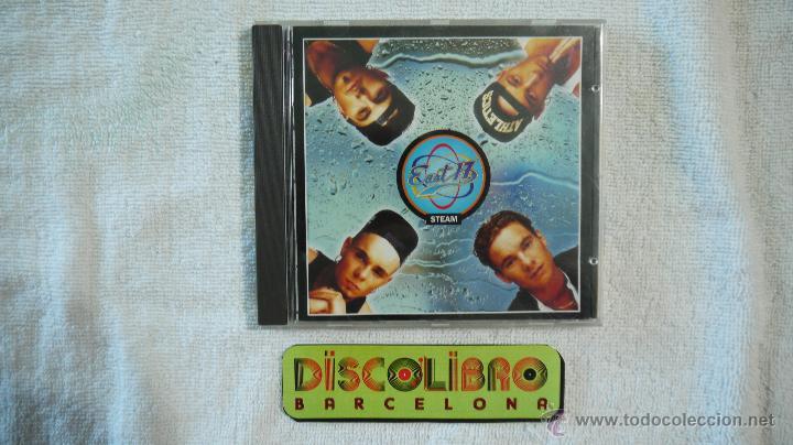 EAST 17 - STEAM - CD 1994 (Música - CD's Pop)