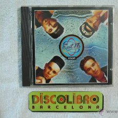CDs de Música: EAST 17 - STEAM - CD 1994. Lote 43934961
