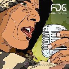 CDs de Música: FUNK - RAP. 'VERDE REVOLUCIÓN', DE FUNKDANGO. ALBUM 18 TEMAS.. Lote 43954698