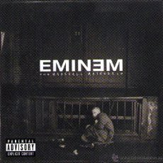 CDs de Música: EMINEN - THE MARSHALL MATHERS LP - CD ALBUM - 19 TRACKS - MADE IN EU - AFTERMATH 2000.. Lote 43994935
