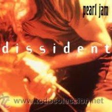 CDs de Música: PEARL JAM - DISSIDENT - CD SINGLE.. Lote 44004237