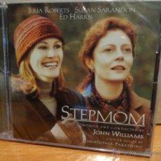 CDs de Música: B.S.O. !! STEPMOM / MUSIC FROM THE MOTION PICTURE. CD / SONY - 14 TEMAS + CRÉDITOS / PRECINTADO.. Lote 44006256