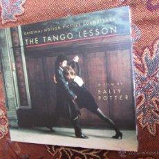 CDs de Música: B.S.O. THE TANGO LESSON- A FILM BY SALLY POTTER- ORIGINAL DEL 97- SE COMPONE DE 20 TEMAS- ¡¡ NUEVO ¡. Lote 44015350