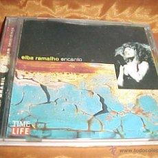 CDs de Música: ELBA RAMALHO. ENCANTO. MUSICAS DO BRASIL. CD TIME LIFE.. Lote 44043077