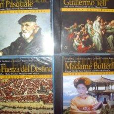 CDs de Música: OPERAS UNIVERSALES CD VERDI DONIZETTI PUCCINI ROSSINI LEONCAVALLO. Lote 44061151