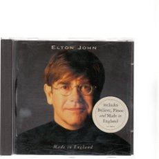 CDs de Música: ELTON JOHN. Lote 44068227