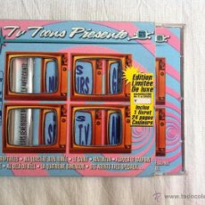 CDs de Música: CD DOBLE-LES MEILLEURS DES SERIES T. V AMERICAINES-VARIOS 60'S. Lote 44076608