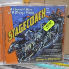 CDs de Música: STAGECOACH - CD - BSO. Lote 44080196