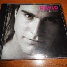 CDs de Música: DAVID SANTISTEBAN ECHAR A VOLAR CD ALBUM DEL AÑO 1993 GABRIEL SOPEÑA PABLO PINILLA CONTIENE 10 TEMAS. Lote 296558793