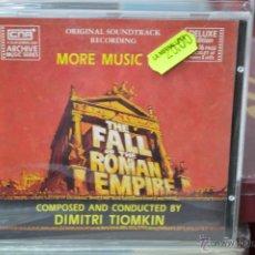 CDs de Música: THE FALL OF THE ROMAN EMPIRE - CD - BSO. Lote 44100018
