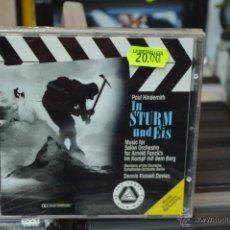 CDs de Música: PAUL HINDEMITH - IN STURM UND EIS - CD BSO. Lote 44102727