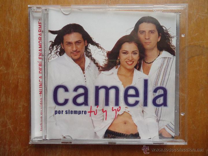 CAMELA CD + POSTER - POR SIEMPRE TU Y YO , BUEN ESTADO (Música - CD's Flamenco, Canción española y Cuplé)