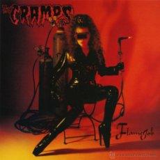 CDs de Música: THE CRAMPS CON SU IMPRESCINDIBLE ÁLBUM FLAME JOB DE 1994. Lote 44176920