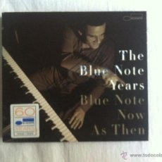CDs de Música: CD DOBLE-THE BLUE NOTE YEARS-BLUE NOTE NOW AS THEN. Lote 44206534