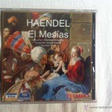 CDs de Música: CD HAENDEL-EL MESIAS. Lote 44208269