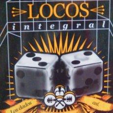 CDs de Música: LOS LOCOS * 4CD * BOX SET INTEGRAL * REMASTERIZADO * SÓLO 2000 COPIAS NUMERADAS * BOX PRECINTADO!. Lote 226115140