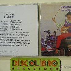 CDs de Música: OSKORRI - IN FRAGANTI - CD 1998. Lote 44229327