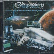 CDs de Música: ODYSSEY CD RARO,HEAVY PROGRESIVO ESPAÑOL 90S-WARCRY-SARATOGA-THOR-EVO-AVALON-MURO-GEYSER-MAGO DE OZ. Lote 44247133