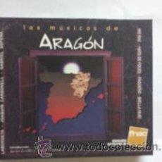 CDs de Música: LA MUSICA DE ARAGON CD-LIBRO EDICION EXCLUSIVA FNAC 2003. Lote 44308245