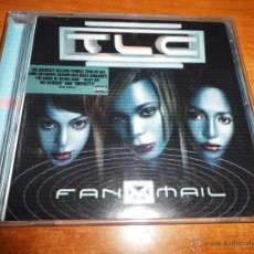 CDs de Música: TLC FANMAIL CD ALBUM EDICION EUROPEA 1 SOLO CD CON 17 TEMAS DEL AÑO 1999 BABYFACE STICKER ORIGINAL. Lote 44316035