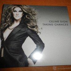 CDs de Música: CELINE DION TAKING CHANCES CD ALBUM PRECINTADO DIGIPACK CONTIENE 16 TEMAS MADE IN USA MUY RARO. Lote 44316673