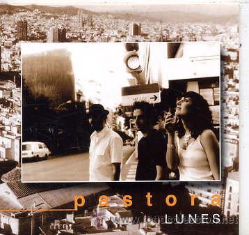 PASTORA / LUNES (CD SINGLE CARTON 2003) + LETRA CANCION (Música - CD's Pop)