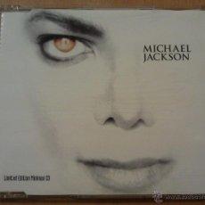CDs de Música: MICHAEL JACKSON LIMITED EDITION MINIMAX CD . Lote 44361561