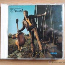 CDs de Música: AA - JOHNNY HALLYDAY HALLELUYAH CD AÑO 2000 MADE IN FRANCE. Lote 44374621
