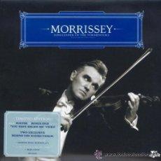 CDs de Música: MORRISSEY * CD + DVD + POSTER * RINGLEADER OF THE TORMENTORS * DIGIPACK * DISCO LACADO * PRECINTADO. Lote 203177221