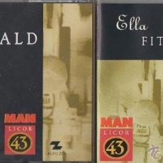 CDs de Música: CD ELLA FITZGERALD. Lote 44419293