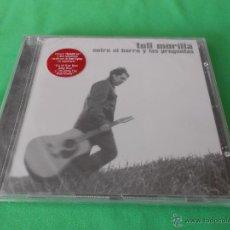 CDs de Música: TOLI MORILLA ( ENTRE EL BARRO Y LAS PREGUNTAS ) - CD - NUEVO Y PRECINTADO - SE ACABO - CANTAR .... Lote 44437912