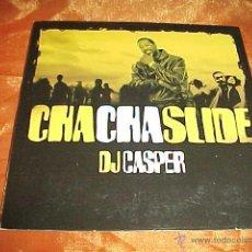 CDs de Música: DJ CASPER. CHA CHA SLIDE. CD PROMOCIONAL. Lote 44445679