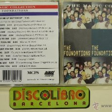 CDs de Música: THE FOUNDATIONS - THE MAGIC COLLECTION - CD. Lote 44493962
