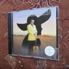 CDs de Música: CD DE VICENTE FERNANDEZ-Y LOS MAS GRANDES EXITOS DE LOS DANDY'S- ORIGINAL DEL 99- NUEVO A ESTRENAR. Lote 44541278