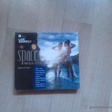 CDs de Música: SPACE IBIZA 2009 - 2 CDS Y DVD. Lote 44595781