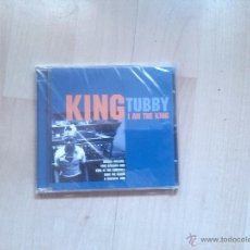 CDs de Música: KING TUBBY - I AM THE KING NUEVO PRECINTADO. Lote 44597618