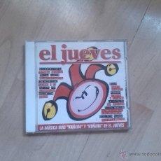 CDs de Música: EL JUEVES - RECOPILATORIO - PUNK. Lote 44599132