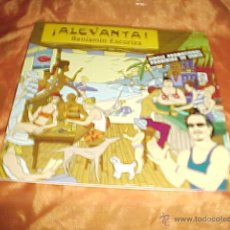 CDs de Música: BENJAMIN ESCORIZA. ¡ALEVANTA! CD PROMOCIONAL. Lote 44656673