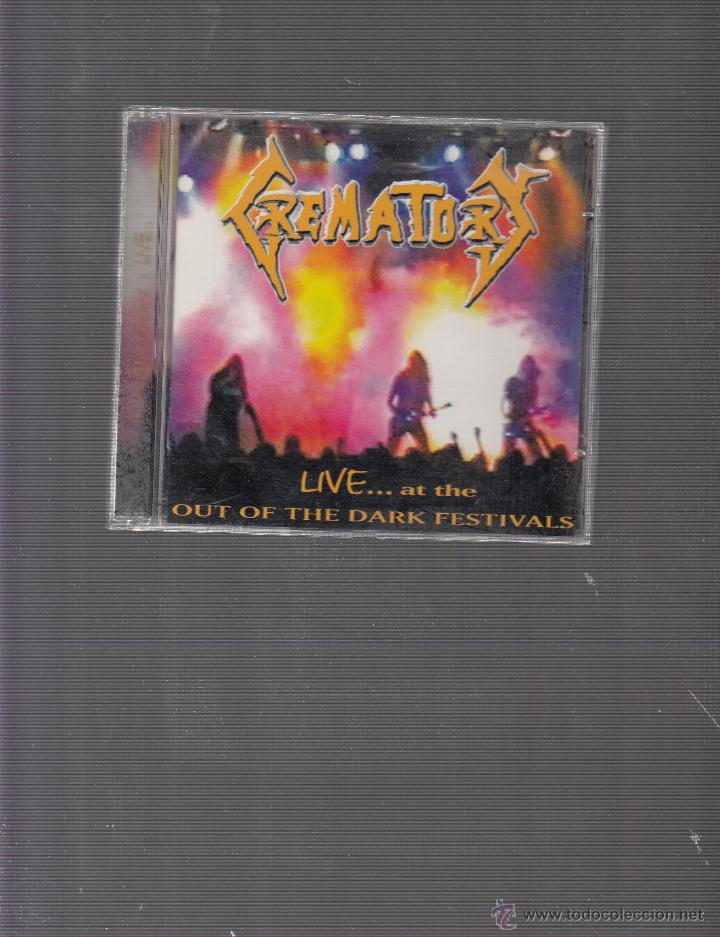 CREMATORY LIVE (Música - CD's Heavy Metal)