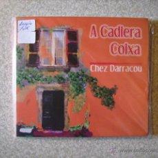 CDs de Música: A CADIERA COIXA.CHEZ DARRACOU....FOLK ARAGON.....PEDIDO MINIMO 5€. Lote 44672979