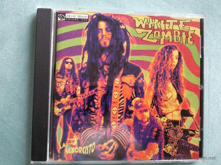 WHITE ZOMBIE LA SEXORCISTO CD (Música - CD's Heavy Metal)