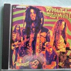 CDs de Música: WHITE ZOMBIE LA SEXORCISTO CD. Lote 44674104