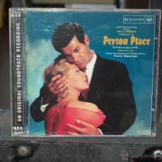 CDs de Música: PEYTOL PLACE - MUSIC BY FRANZ WAXMAN - CD BSO. Lote 44682883