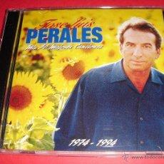 CDs de Música: JOSE LUIS PERALES / MIS MEJORES 30 CANCIONES / GRANDES ÉXITOS / LO MEJOR DE / 2 CD. Lote 109009490
