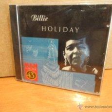 CDs de Música: BILLIE HOLIDAY. CD / MANDARIN RECORDS - 1996. 10 TEMAS. ( LICOR 43 ) PRECINTADO. Lote 44702525